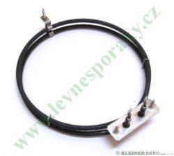 Těleso topné kruhové 5H, 6H  2100W ( možné použít alternativu 524011800 )-Tento náhradní díl je určen  na níže uvedené výrobky. Seznam je pouze orientační, protože během výroby mohlo být na jednom výrobku použito několik různých nekompatibilních dílů se stejným určením. V závorce uváděný údaj je codigo ( označení výrobku pro servis ).  DE DIETRICH DOE-545BD1 (901580025) DOE-545WD1 (901580016) DOE-545XD1 (901580034) DOP1140B (DOP1140B1) DOP1140W (DOP1140W1) DOP1140X (921580021) DOP1140X (DOP1140X1) DOP1141GX (DOP1141GX1) DOP1160X (DOP1160X1) DOP1165GX (901580854) DOP1170GX (DOP1170GX1)  EDESA HE-160 B (901272484) HE-160 N (901272493) HE-160 X (901272509) HE-170 B (901272527) HE-170 N (901272536) HE-170 X (901272545) HE-180 X (901272554) HEC-160 X (901272929) HER-170 N (901272518) METAL-H160 X (901270002) METAL-H180 X (901273125) PLAT-H160X S (901270007) PLAT-H170XS (901270038) POP-H170 X (901273116) ROMAN-H160 X (901273232) SPORT-H160 X (901273090) URBAN-H160 X (901270021) URBAN-H180 X (901270022) URBAN-HP200 X (901270027) URBAN-HP400 X (901270028) ZEN-H160 X (901270017) ZEN-HP200 B (901270026)