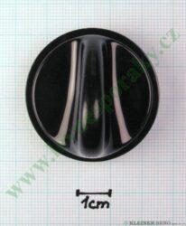 Knoflík tmavý MW3-175G N, zrušeno-náhrada je YY78X2916