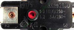Regulační termostat ( přídavný ) H, 1H, 2H, 3H(CL1A007A6)