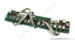 Senzor levý 2 káblíky 6IFT-4S/X, IF-4S/X do 23.1.2008