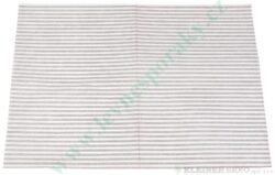 Univerzální látkový filtr proti mastnotám FPM UNI 310x550 mm-k 5701, 5711, 6801 ( 2 ks ), 6805, 6811, 6800 ( 2 ks ), 5710.1250 / 1270 / 6250 / 6270 / 9250 / 9270, OP 510, 610, 512, 612, 511, 611, 520 W, 620 W
