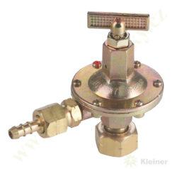 "Regulátor tlaku PB 0,5-4 bar, 6 kg/h, výst. G3/8""L MEVA I210"