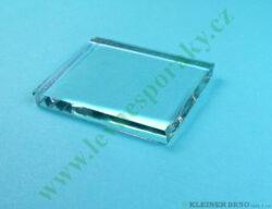 Průzor-sklo kal. 42x32x5 BETA Mechanic, BETA Electronic