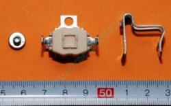 Pojistka tepelná POV-5, 10 (110°C)(shodné s K22743, K22761)