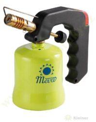 Hořák MEVA POOL piezo zapalování KP01001P-Hořák s piezoelektrickým zapalováním je určen pro kutily i řemeslníky.