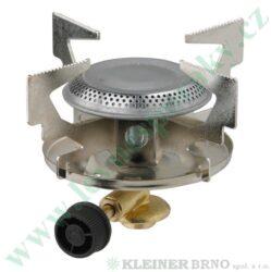 Vařič plynový 1-hořákový MEVA ATOS KP06011-Vařič ATOS na propan-butan