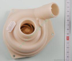 Hydraulická část čerpadla SOLE ( bílá barva )-POZOR !!! Je nutné vybrat tento díl podle výrobce motoru !!!