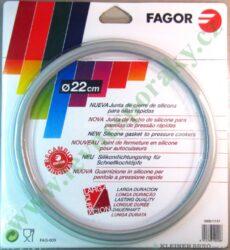 Těsnění tlak.hrnce 4-7 lt.šedé,vnitř.pr.22cm FAG-0  (za AS0013685, M18802814...-i za 998010020