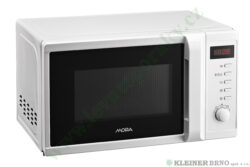 MORA MT 320 W PREMIUM - trouba mikrovlnná, volně stojící, bílá-mikrovlnná trouba 20 l, volně stojící, výkon 700 W