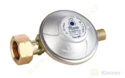 "Regulátor tlaku propan-butan ( PB ) 30 mbar, výstup G1/4""L MEVA NP01033"