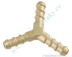 Rozdvojka hadicová 8 mm MEVA NP01106