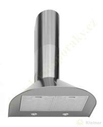 MORA OK 633 OX - odsavač par komínový, š=60 cm, nerez-Odsavač par komínový o šířce 60 cm