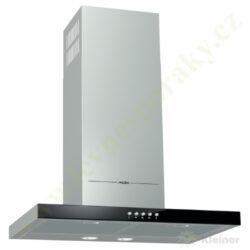 MORA OK 648 G PREMIUM - odsavač par komínový, š=60 cm, nerez / sklo-Odsavač par komínový o šířce 60 cm