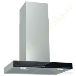 MORA OK 697 GX PREMIUM - odsavač par komínový, š=60 cm, nerez / sklo-Odsavač par komínový o šířce 60 cm