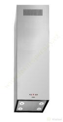 MORA OO 463 X PREMIUM - odsavač par ostrůvkový, š=40 cm, nerez-Ostrůvkový komínový odsavač o šířce 40 cm
