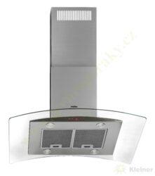 MORA OO 963 G PREMIUM - odsavač par ostrůvkový, š=90 cm, nerez/sklo-Ostrůvkový komínový odsavač o šířce 90 cm