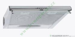 MORA OP 622 X PREMIUM - odsavač par pod skříňku, š=60 cm, nerez-Odsavač par pod skříňku ( nebo samostatně ) o šířce 60 cm DVOUMOTOROVÝ