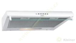 MORA OP 640 W PREMIUM - odsavač par pod skříňku, š=60 cm, bílá-Odsavač par pod skříňku ( nebo samostatně ) o šířce 60 cm - 7 odtahů
