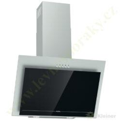 MORA OV 637 GX - odsavač par komínový, š=60 cm, nerez / černé sklo-Odsavač par komínový o šířce 60 cm