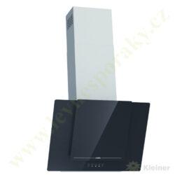 MORA OV 648 GBX - odsavač par komínový, š=60 cm, černé sklo+nerez-Odsavač par komínový o šířce 60 cm