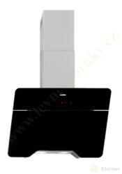 MORA OV 685 GB PREMIUM - odsavač par komínový, š=60 cm, nerez / sklo-Odsavač par komínový o šířce 60 cm