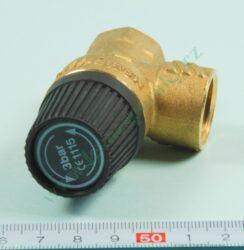 Ventil pojistný 3 bary vnitřní / vnitřní, zrušeno-náhrada je T12331