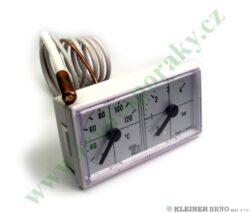 Termomanometr T-G šedý
