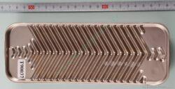 Výměník deskový 10 lamel, zrušeno-náhrada je T90097