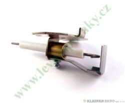 Nosník zapalováčku s ionizační elektrodou - sestava ( zrušeno bez náhrady )(T90406)