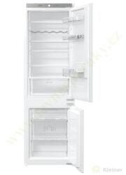 MORA VC 1821 PREMIUM - chladnička vestavná, dvoudvéřová, 189/71 litrů A++-Chladnička vestavná v=1775 mm, A++, 38dB, 1 kompresor