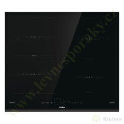 MORA VDIT 657 FF PREMIUM - indukční vestavná varná deska samostatná-Indukční vestavná sklokeramická deska, přední hrana zkosená, ostatní broušené