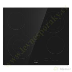 MORA VDSS 654 FF PREMIUM - sklokeramická deska bez rámu-Sklokeramická vestavná deska, přední hrana zkosená, ostatní broušené