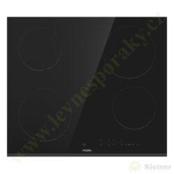 MORA VDST 651 FF PREMIUM - sklokeramická deska bez rámu-Sklokeramická vestavná deska, přední hrana zkosená, ostatní broušené