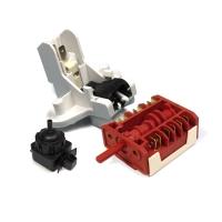 Přepínače, energoregulátory, vypínače...