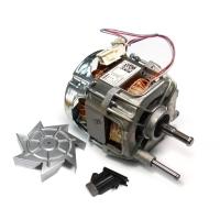 Elektromotory, kompresory, uhlíky, vrtule